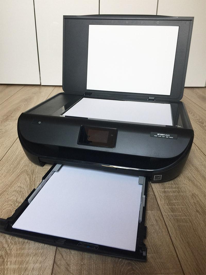 HP ENVY 4525 Drucker - Bild 3