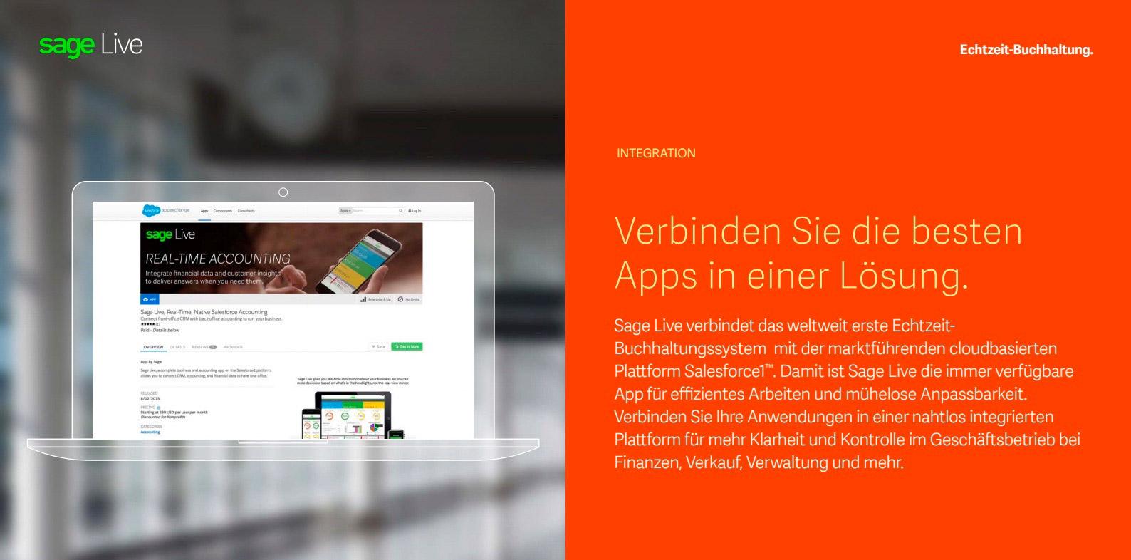 Sage Live: Die cloudbasierte Buchhaltungssoftware für ...