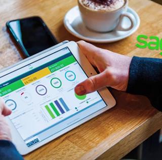 Sage Live: Die cloudbasierte Buchhaltungssoftware für Mittelständler