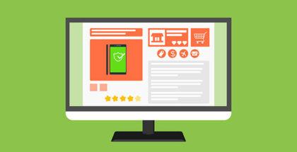 Website mit Online Shop erstellen